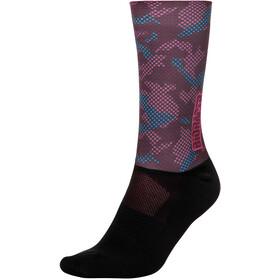 Bioracer Summer Socks, Multicolor/negro